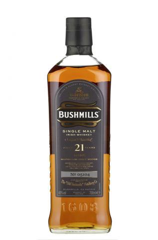 Bushmills 21 ani