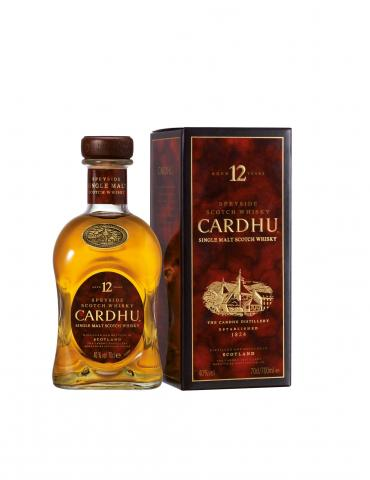 Cardhu 12 ani Single malt