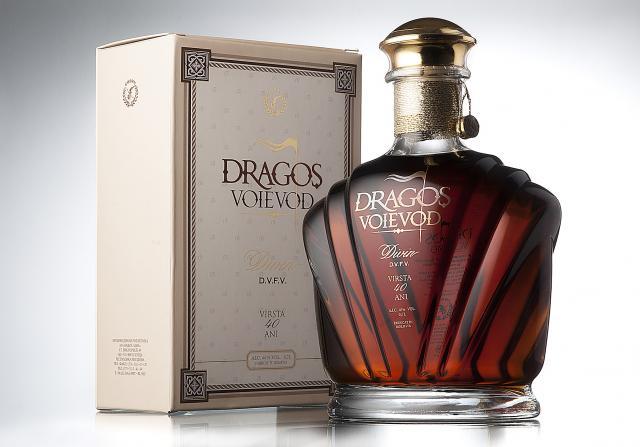 Divin Dragos Voievod XO 40 ani Barza Alba