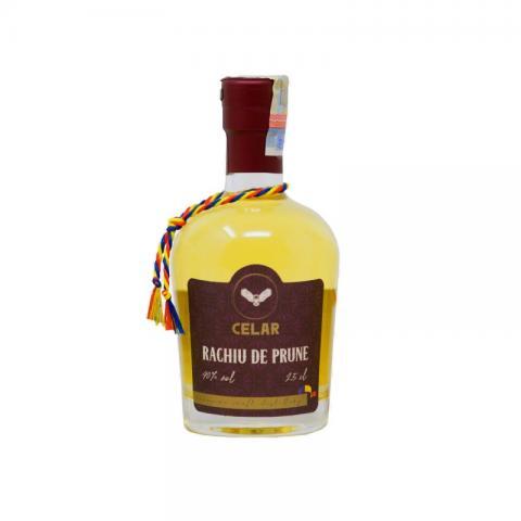 Rachiu premium pruna Celar 250 ml 40%