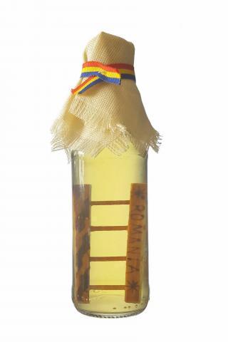 Sticla Artizanala cu scara 200 ml