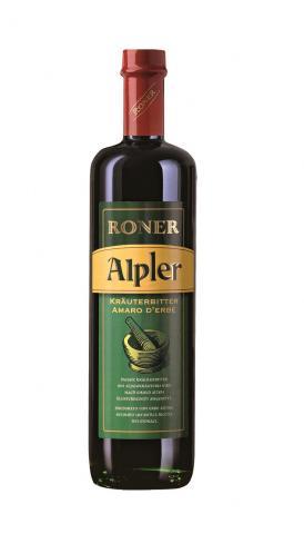 Alpler Krauterbitter Roner