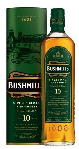 Bushmills 10 ani