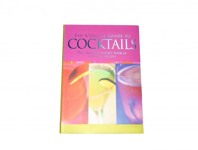 Ghid concis de cocktail-uri - versiune in lb.engleza