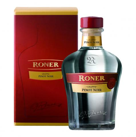 Grappa Pinot Noir Roner