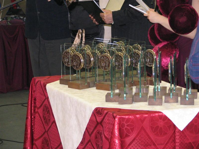 Medalii la VinVest 2009 - Timisoara
