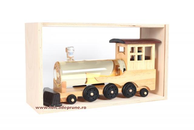 Locomotiva 350 ml rachiu pruna