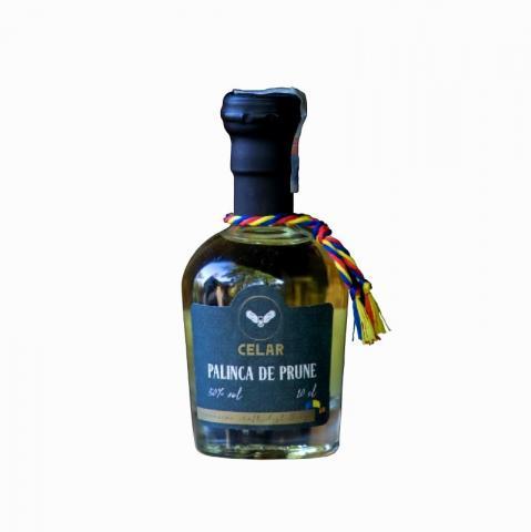Palinca premium pruna Celar 100 ml 50%
