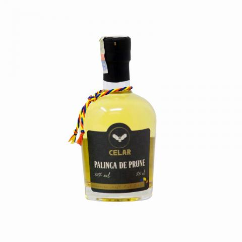 Palinca premium pruna Celar 250 ml 50%