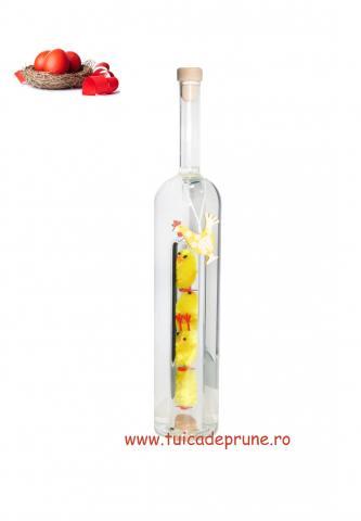 Sticla pui paste, 350 ml