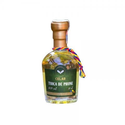 Tuica prune Celar 100 ml 32%